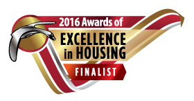 Carrington Communities Finalizes for 19 Awards at the 2016 CHBA Awards of Excellence