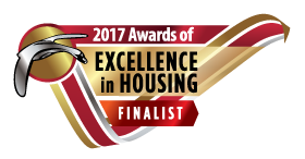 Carrington Communities Finalizes for 15 Awards at the 2017 CHBA Awards of Excellence