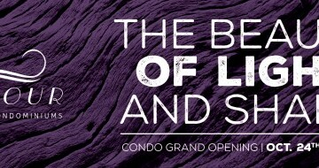 Valour Grand Opening Event: The Beauty of Light and Shade is Saturday, October 24th!
